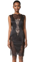 Ungaro Sleeveless Dress Black