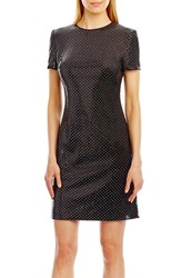 Nicole Miller Women's Sequin Sheath Dress