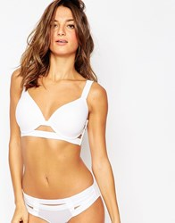 Bluebella Angelina Bra White