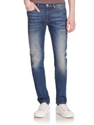 Acne Studios Ace Stretch Vintage Jeans Light Wash