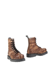 Cult Ankle Boots Cocoa