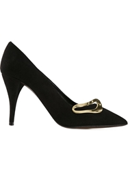 Pedro Del Hierro Pointed Toe Pumps