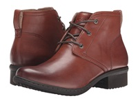 Bogs Kristina Chukka Cordovan Women's Lace Up Boots Burgundy
