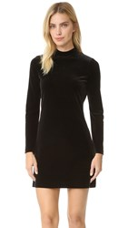 Rebecca Minkoff Cursa Bell Sleeve Dress Black