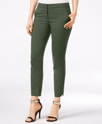 Xoxo Juniors' Sateen Ankle Pants Olive