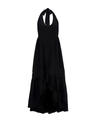 Juicy Couture Long Dresses Black