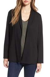 Leith Women's Open Front Boyfriend Blazer
