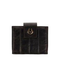 Belstaff Document Holders Dark Brown