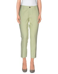 Nichol Judd Trousers Casual Trousers Women Acid Green