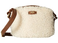 Ugg Claire Box Zip Chestnut Handbags Brown