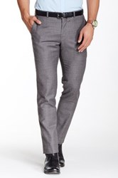 Ben Sherman Camden Wool Pant Gray