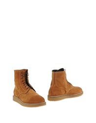 Primabase Ankle Boots Camel