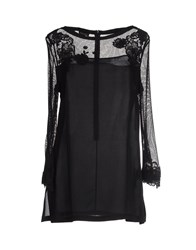 Escada Shirts Blouses Women Black