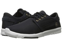 Etnies Scout Navy White Men's Skate Shoes Blue