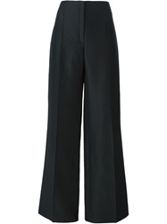 Nina Ricci Wide Leg Trousers Black