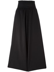 Bless High Waisted Palazzo Pants Black