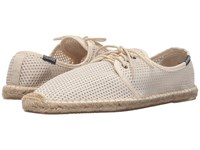 Soludos Derby Lace Up Mesh Mesh Natural Men's Lace Up Casual Shoes Pink