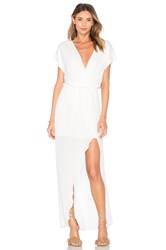 Rory Beca Maid By Yifat Oren Plaza Gown Ivory