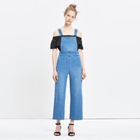 Madewell Summit Culotte Overalls