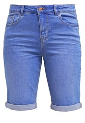 New Look Freddie Denim Shorts Blue