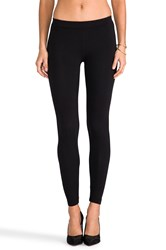 James Perse Long Legging Black