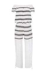 Lemlem Freya Striped Jumpsuit Multi