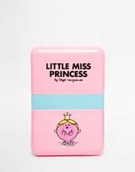Little Miss Princess Lunch Box Pink