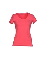 Yes Zee By Essenza T Shirts Fuchsia