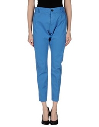 Guardaroba Casual Pants Azure