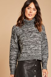 Forever 21 Contemporary Turtleneck Sweater