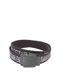 G Star Monty Webbing Belt Black