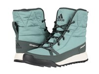 Adidas Cw Choleah Insulated Cp Vapour Steel Utility Ivy Black Women's Cold Weather Boots Blue