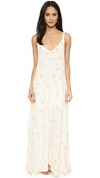 Flynn Skye Arrow Maxi Dress Summer Light