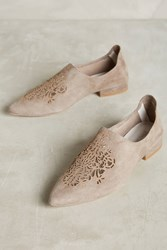 Anthropologie Jeffrey Campbell Cersei Loafers Neutral