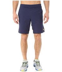 New Balance Tournament 9 Shorts Aviator Impulse Men's Shorts Black