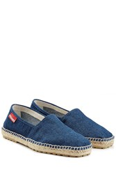 Dsquared2 Denim Espadrilles Blue