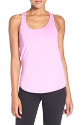 Under Armour Women's 'Fly By' Running Tank Verve Violet Reflective