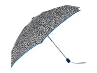 Vera Bradley Automatic Mini Umbrella Camocat Umbrella Gray