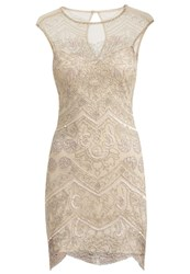 Miss Selfridge Phoebe Cocktail Dress Party Dress Pink Beige