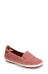 Women's Cobb Hill 'Tara' Perforated Slip On Sneaker