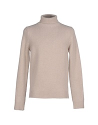 Kangra Cashmere Turtlenecks Beige