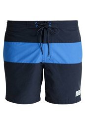 Pier One Swimming Shorts Navy Bright Blue Royal Blue