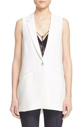 Women's Elizabeth And James 'Garnet' Vest Ivory