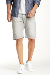 Agave Griff Oceanside Classic Fit Short Gray