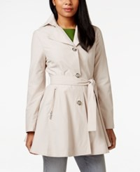 Inc International Concepts Skirted Trench Coat