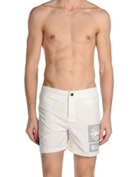 Maui And Sons Swimming Trunks Ivory