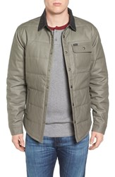 Brixton Men's Cass Quilted Jacket