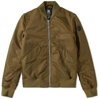 Paul Smith Ma 1 Flight Jacket Green
