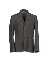 Seventy By Sergio Tegon Suits And Jackets Blazers Men Lead