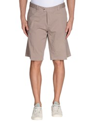 Paul And Shark Trousers Bermuda Shorts Men Dove Grey